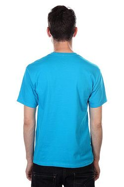 Футболка Tee Team Trq Osiris                                                                                                              голубой цвет