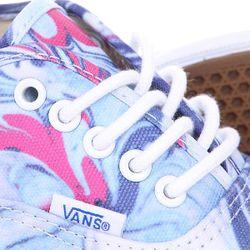 Кеды Кроссовки Женские Authentic Lo Pro Blue/True Vans                                                                                                              синий цвет
