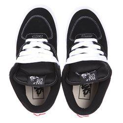 Кеды Кроссовки Высокие Half Cab Black Vans                                                                                                              чёрный цвет