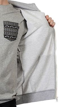 Толстовка Dc Core Zip Heather Grey Dcshoes                                                                                                              серый цвет