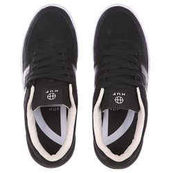Кеды Кроссовки Низкие Ster Black/White Huf                                                                                                              черный цвет