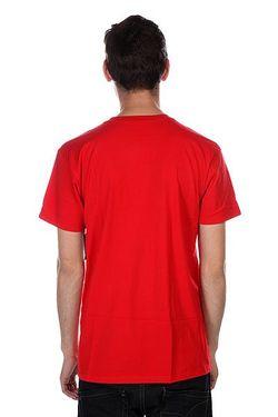 Футболка Big Zilla Red Lost                                                                                                              красный цвет