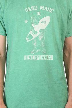 Футболка Symbolic L Ca Hkl Lost                                                                                                              зелёный цвет