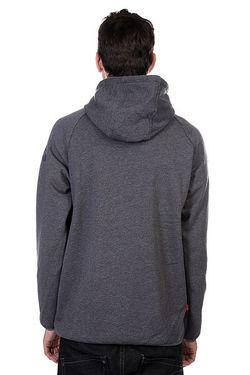 Толстовка Artex Half Zip Navy/Heat Etnies                                                                                                              серый цвет