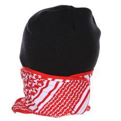 Маска Женская S2 Afghan Airhole                                                                                                              красный цвет