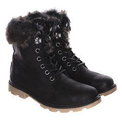 Ботинки Зимние Женские Timber J Boot Black Roxy                                                                                                              чёрный цвет
