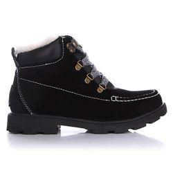 Ботинки Зимние Женские Greta J Boot Black Roxy                                                                                                              черный цвет