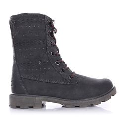 Ботинки Женские Pike J Boot Charcoal Roxy                                                                                                              серый цвет