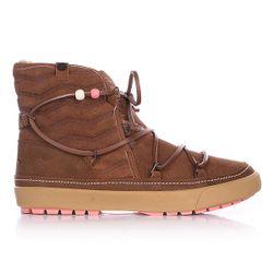 Сапоги Зимние Женские Alaska J Boot Brown Roxy                                                                                                              коричневый цвет