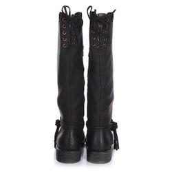 Cапоги Женские Rider J Boot Black Roxy                                                                                                              черный цвет