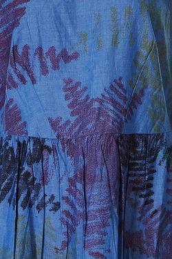 Платье Женское Erretak Dress Blue Loreak Mendian                                                                                                              синий цвет