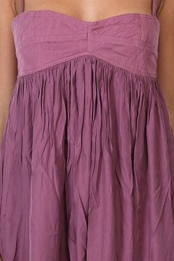 Платье Женское Marquessa Dress Malice Insight                                                                                                              фиолетовый цвет