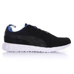 Кроссовки Carson Runner Black/Strong Blue Puma                                                                                                              чёрный цвет