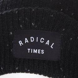 Шапка Get Radical Black Quiksilver                                                                                                              чёрный цвет
