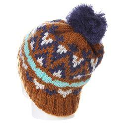Шапка С Помпоном Женская Dc Camden Cathay Dcshoes                                                                                                              многоцветный цвет