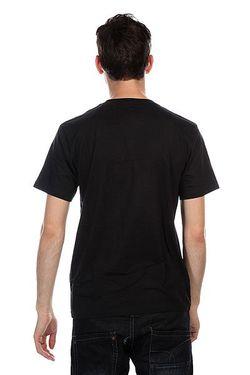 Футболка Dc Solo Star Ss Black Dcshoes                                                                                                              чёрный цвет