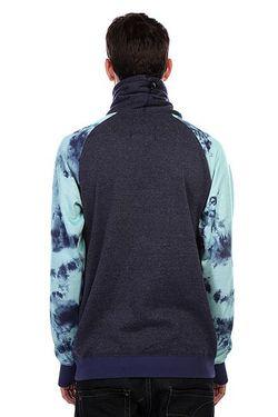 Толстовка Сноубордическая Dc Cloak Patriot Blue Dcshoes                                                                                                              синий цвет