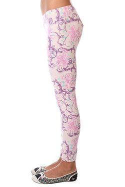 Леггинсы Женские Moment Leggings Lilly Insight                                                                                                              розовый цвет
