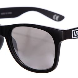 Очки Spicoli 4 Shades Matte Black/Silver Vans                                                                                                              чёрный цвет