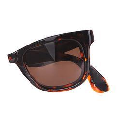 Очки Foldable Spicoli Tortoise Gloss Vans                                                                                                              чёрный цвет