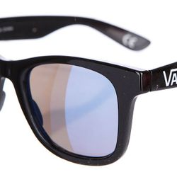 Очки Женские Janelle Hipster Black Gradient Vans                                                                                                              черный цвет