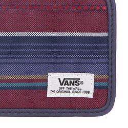 Кошелек Exter Wallet Woven Dobby Vans                                                                                                              синий цвет