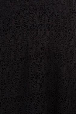 Платье Женское Fingers Crossed Dr Black Vans                                                                                                              черный цвет