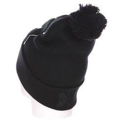 Шапка С Помпоном Abc Pompom Beanie M Truespin                                                                                                              чёрный цвет