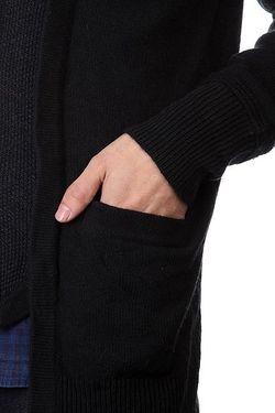 Кардиган The Pledge Floyd Black Insight                                                                                                              чёрный цвет