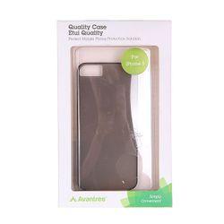 Чехол Для Iphone 5 Kspc If5c Black Avantree                                                                                                              серый цвет
