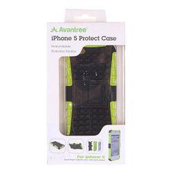 Чехол Для Iphone 5 Kspc If5f Bgr Avantree                                                                                                              чёрный цвет