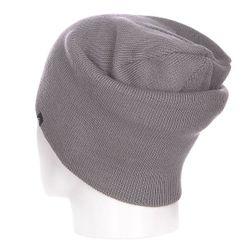 Шапка Носок Jewell Slouch Steeple Gray Quiksilver                                                                                                              серый цвет