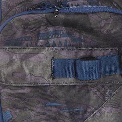Рюкзак Спортивный Спортивный Nitrited Space Reflector Army Quiksilver                                                                                                              синий цвет