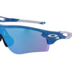 Очки Radarlock Sky Blue/Sapphire Iridium Oakley                                                                                                              голубой цвет