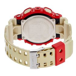 Часы Ga-110cs-4a Red/Gold Casio G-Shock                                                                                                              желтый цвет