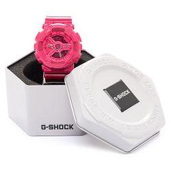 Часы Женские Gma-S110cc-4a Pink Casio G-Shock                                                                                                              розовый цвет