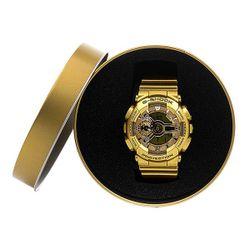 Часы Женские Gma-S110vk-9a Gold Casio G-Shock                                                                                                              желтый цвет