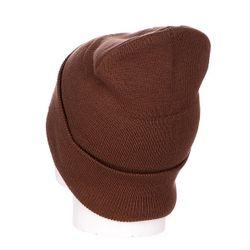 Шапка New Script Patch Beanie Dark Brown Skills                                                                                                              коричневый цвет