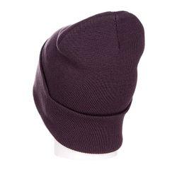 Шапка New Script Patch Beanie Purple Skills                                                                                                              фиолетовый цвет