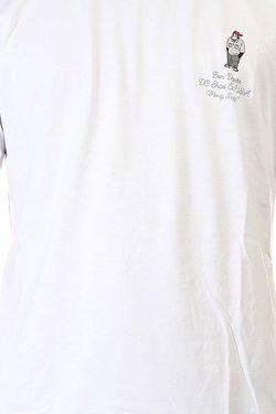 Футболка Dc Ben Davis 1 White Dcshoes                                                                                                              белый цвет