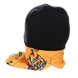 Маска Dc Antonio Fly Goods Dcshoes                                                                                                              оранжевый цвет
