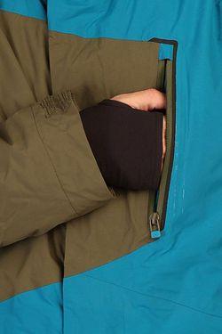 Куртка Mb Hostile Jk Pipeline/Keef Burton                                                                                                              голубой цвет