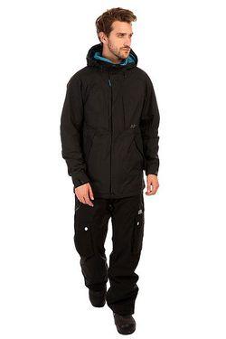Куртка Ra Pole Cat Jkt True Black Burton                                                                                                              чёрный цвет
