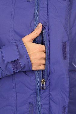 Куртка Женская Wb Juliet Jk Sorcerer Burton                                                                                                              синий цвет