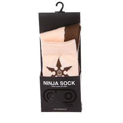 Носки Высокие Ninja Sock Naked Airblaster                                                                                                              розовый цвет