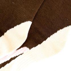 Носки Высокие Ninja Sock Dark Brown Airblaster                                                                                                              бежевый цвет