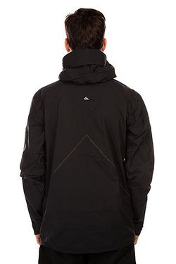 Куртка Thats It Jkt Black Quiksilver                                                                                                              черный цвет