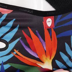 Маска S2 Palms Airhole                                                                                                              многоцветный цвет