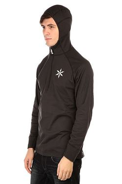 Термобелье Верх Ninja Shirt Black Airblaster                                                                                                              черный цвет