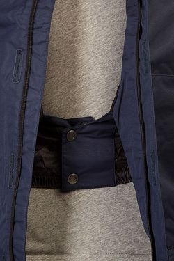 Куртка 180 Switch Classic Jacket Navy Gray Romp                                                                                                              синий цвет